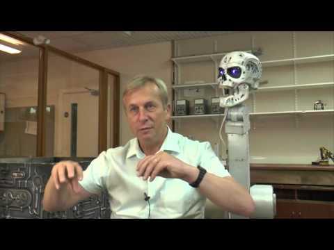 Prof Kevin Warwick interview - Part 2