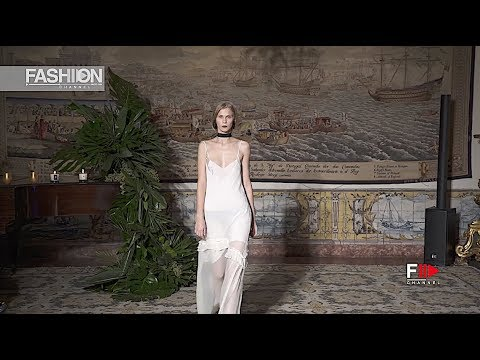 SOPHIA KAH Tribute to Portugal Spring Summer 2019 London - Fashion Channel