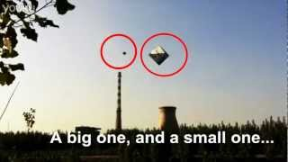 Two UFOs Envade China Again! -2012 UFO Sightings