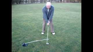 Golf Anti Slice Training Aid - The Spicer Spike