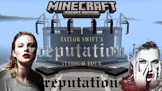Taylor Swift - reputation Stadium Tour (Minecraft) DOWNLOAD