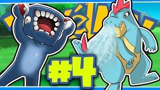 FIRST EVOLUTION! [4] - PIXELMON W/Ash & Amy!
