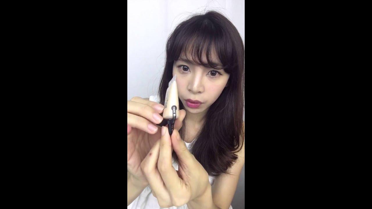 韓國3CE水感遮瑕霜 愛用推薦#3ce#stylenanda - YouTube