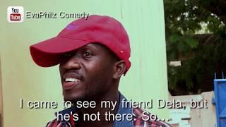 DRUNKARD (EvaPhilz Comedy GH) (Episode 5)