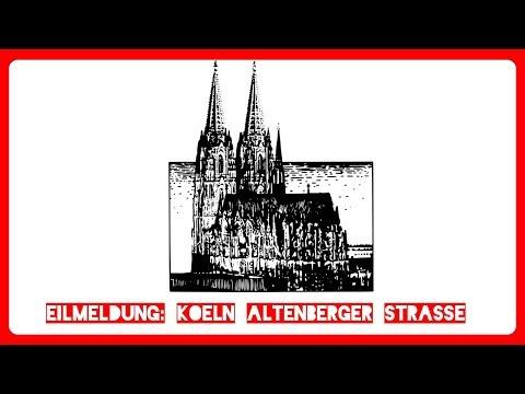 Eilmeldung: Altenberger Straße, Köln - Schussabgabe auf offener Straße