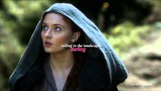 Sansa ; daughter of the rain and snow [GoT]