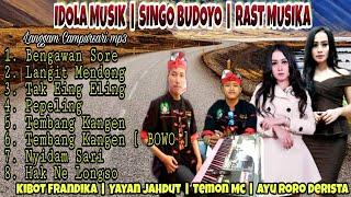 Langgam Campursari | Singgo Budoyo | Rast Musika | Idola Musika - FRANDIKA ~ YAYAN ~ RORO DERISTA