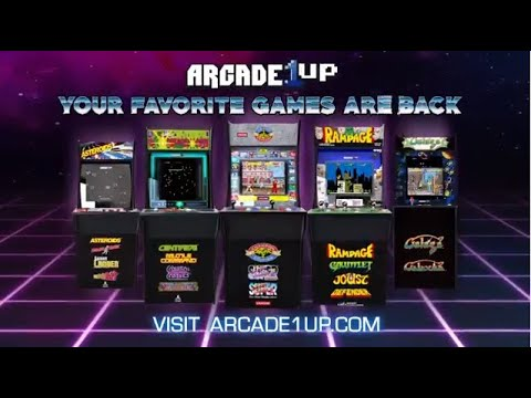 Imagine Owning These Epic Home Arcade Machines
