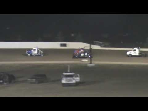Grays Harbor Raceway, August 20, 2016, Rolling Thunder Big Rigs A-Main