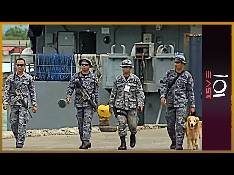 Standoff at Scarborough Shoal | 101 East