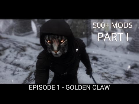 Let's play Skyrim: Prepare to Die edition | Path of Assassin | EP 01 - Golden Claw
