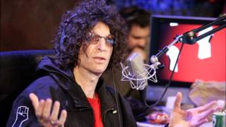 Howard Stern Takes on Rush Limbaugh