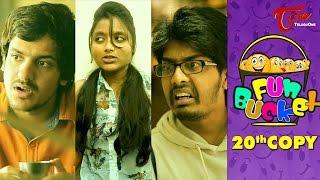 Fun Bucket   20th Copy   Funny Videos   by Harsha Annavarapu