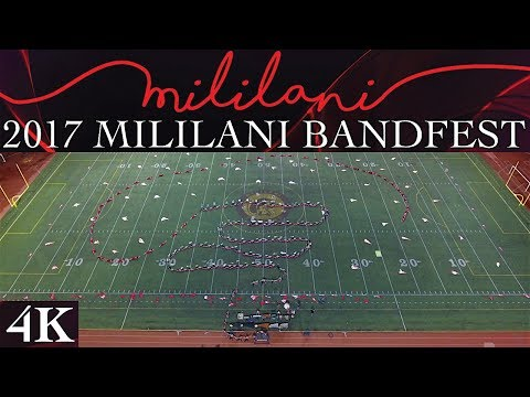 "THE RED STRING OF FATE | 2017 Mililani HS ""Trojan"" Marching Band & Color Guard 