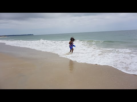 TRAVEL VLOG:LA BAIE DES TORTUES, LA POINTE DENIS, GABON | DILAAM BEAUTY