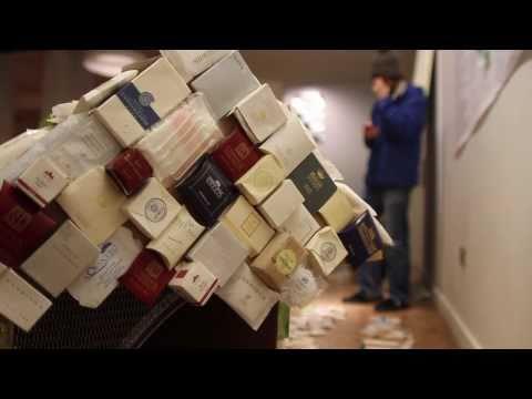 Gruff Rhys - Hotel Shampoo (official video) Directed by Ryan Owen Eddleston