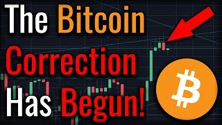 Bitcoin Rejected From Three Resistance Levels At Once! (Correction Incoming?)