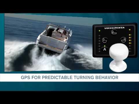 Volvo Penta's Boat Trim system