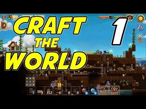 Craft the World