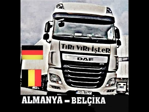 TIRCI 'NIN TAVUK İLE İMTİHANI !!/ALMANYA - BELÇİKA SEFERİ