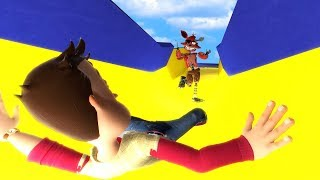 Best Friends play Hide and Seek in the Five Nights at Freddy's Pool in Garry's Mod (Gmod)