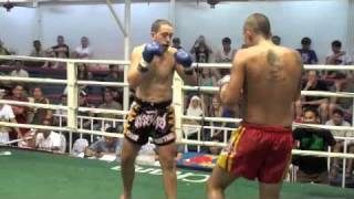 James vs. Tin (Vietnam) @ Bangla Boxing Stadium