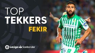LaLiga Tekkers: Debut goleador de Fekir en LaLiga Santander