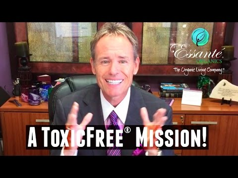 A ToxicFree® Mission! Story Of Essante Organics - CEO & Founder Michael Wenniger