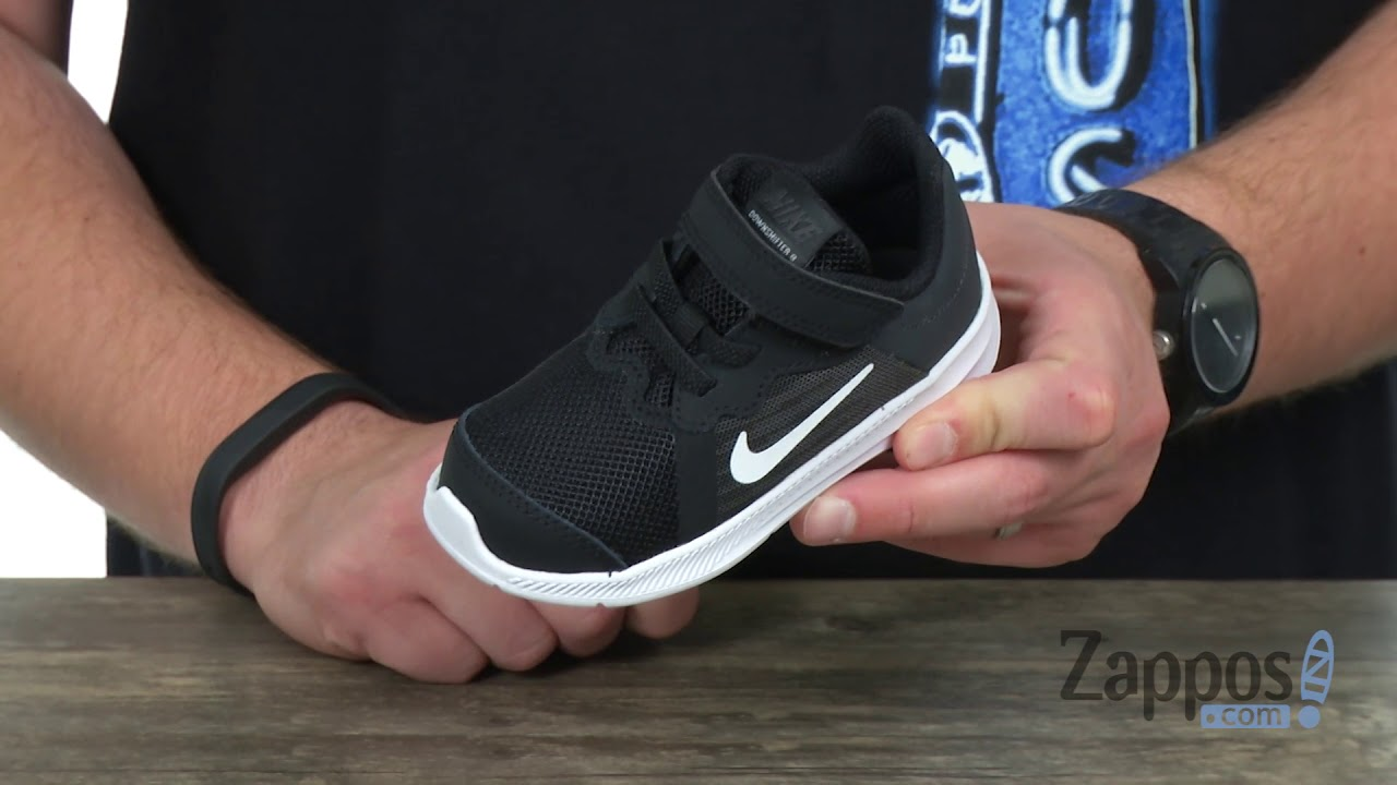cf66d1cd5d Nike Kids Downshifter 8 (Infant/Toddler) at Zappos.com