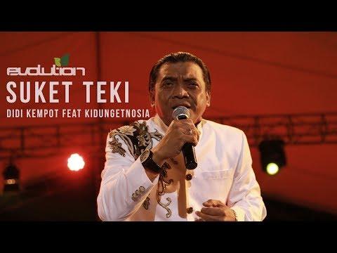 Evolution#9 - SUKET TEKI - Didi Kempot Feat KidungEtnosia