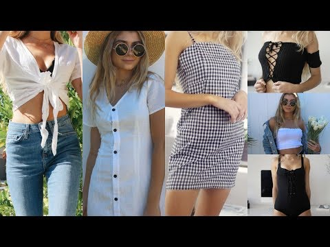 HUGE Summer Try On Haul | Urban Outfitters, Forever 21, Lulu's + More!
