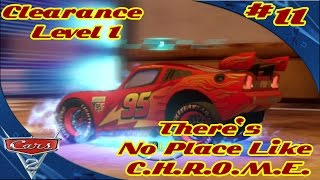 ★GAMEPLAY★ #11 【CARS 2】 ☆ 【Clearance Level 1】 ☆ 【There´s No Place Like C.H.R.O.M.E.】 ★BATTLE RACE★