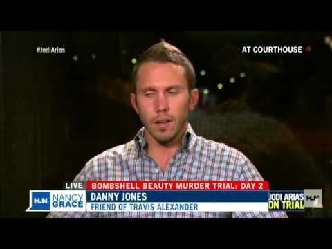 Jodi Arias Trial- Interview with Danny Jones- Friend of Travis- Livestream Links
