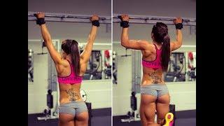 Workout.Девушки показывают воркаут.Часть2
