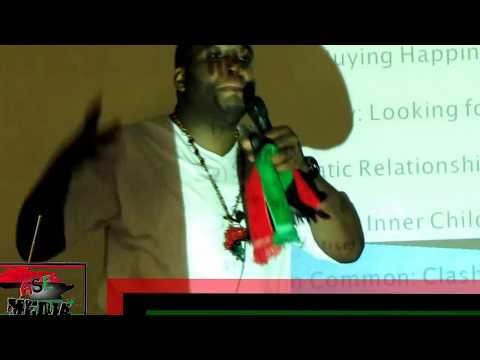 Dr. Umar Johnson on Black Relationships