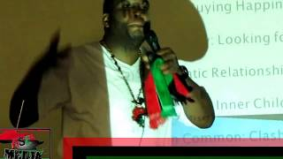 Dr. Umar Johnson on Black Relationships(Dr. Umar Johnson on Black Relationships in Little Rock , AR Sorry about the shaky footage my tripod broke..., 2014-07-22T07:46:15.000Z)