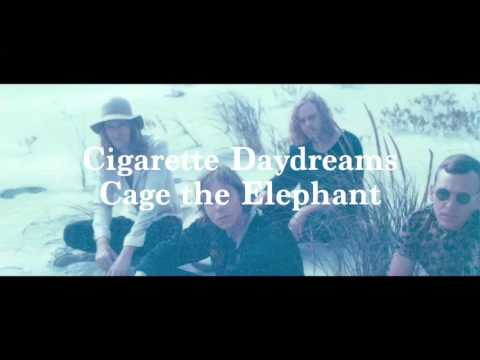Cigarette Daydreams - Cage the Elephant...