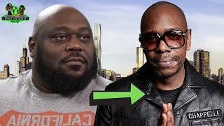 "Faizon Love ANSWERS The Question ""Why Did You Hate On Dave Chappelle?!"""