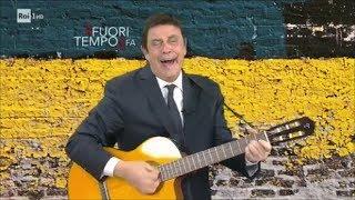 Maurizio Crozza - Il canto disperato di Renzi - Che fuori tempo che fa 06/11/2017