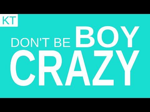 Kenzie Talks: Don't Be Boy Crazy!