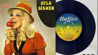 Ayla Dikmen - Nereye ? (1971) - Plak Kayıt Resimi