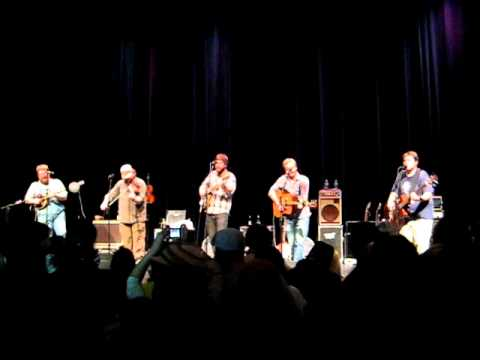 Trampled By Turtles - Shelter From The Storm - 2010-12-04 Orpheum Theater, Sioux Falls, SD