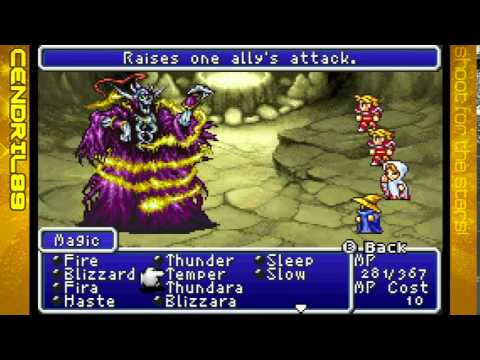 Let's Play Final Fantasy 1 (GBA) - Ep.8: Crystal of Earth