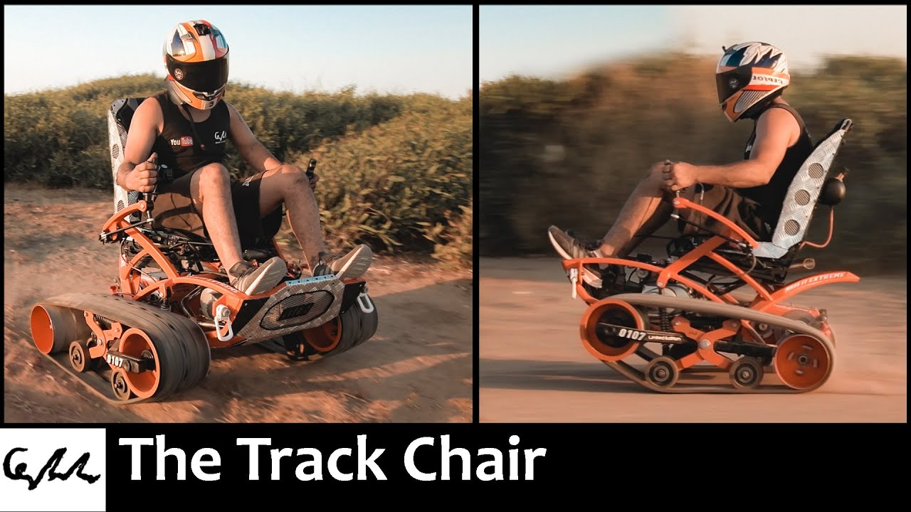 Make it Extreme's Tank Chair