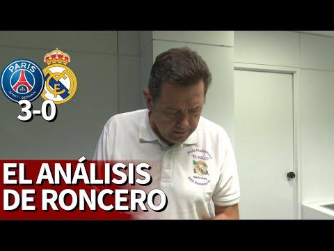 PSG 3 Real Madrid 0 | El discurso más duro de Roncero tras la debacle en París | Diario AS