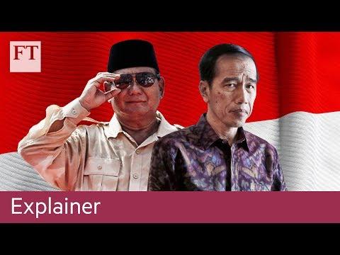 Indonesia Election Explained