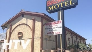 Bronco Motel en Los Angeles