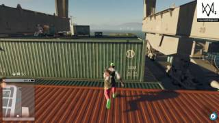 Watch Dogs 2 | Parkour | Run 2