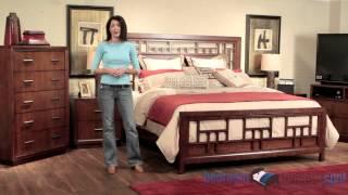 Magnussen Jaffrey Bedroom Set