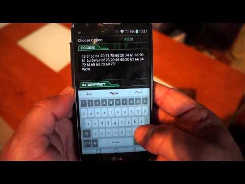 Cómo cifrar o descifrar mensajes en Android fácilmente